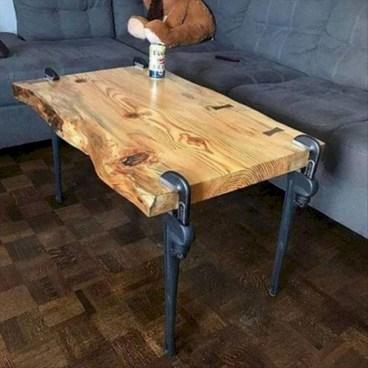 Savvy handmade industrial decor ideas 35