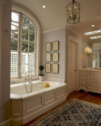 Small bathroom with bathtub ideas 42
