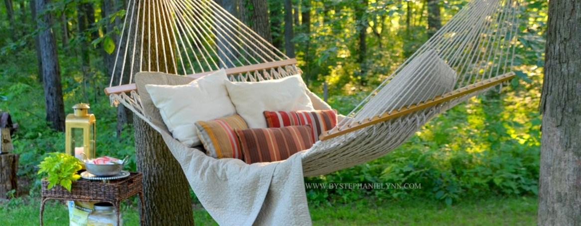 Unique hammock to take a nap (9)