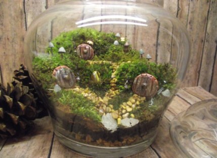 Amazing ways to planting terrarium 12