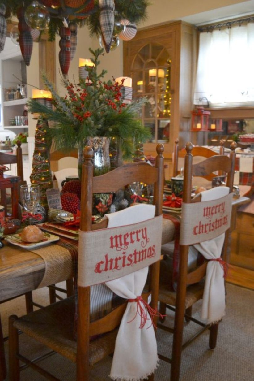 Christmas tablescapes that will knock your socks off