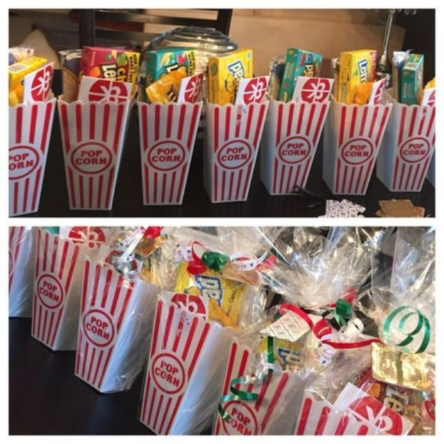 Diy christmas baskets for friend