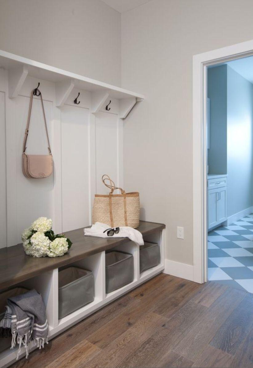 DIY farmhouse storage bench ideas