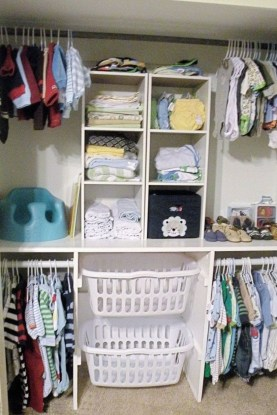 Diy ideas for your laundry room organizer 06