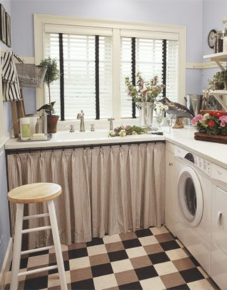 Diy ideas for your laundry room organizer 09