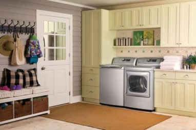Diy ideas for your laundry room organizer 20