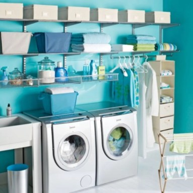 Diy ideas for your laundry room organizer 35
