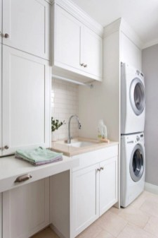 Diy ideas for your laundry room organizer 44