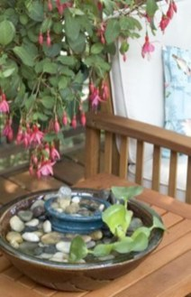 Diy indoor container water garden ideas 28