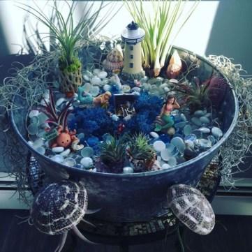 Diy indoor container water garden ideas 38