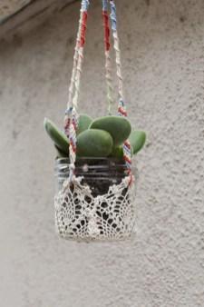 Diy indoor hanging planters 22
