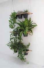 Diy indoor hanging planters 23
