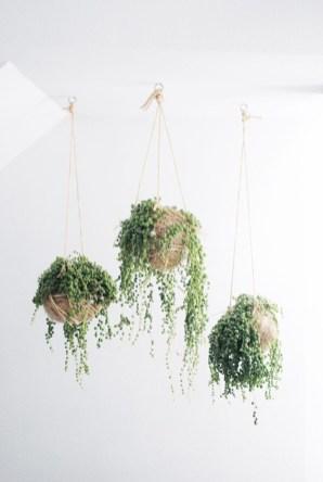 Diy indoor hanging planters 33