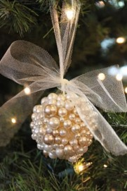 Diy ribbon ornament for christmas 05