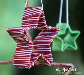 Diy ribbon ornament for christmas 11