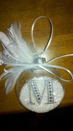 Easy but beautiful diy christmas ornaments 07