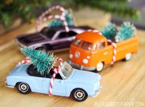 Easy but beautiful diy christmas ornaments 26