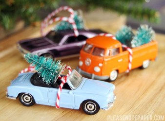 Easy but beautiful diy christmas ornaments 26