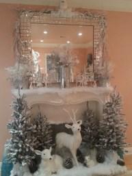 Elegant decorating ideas for white christmas 14