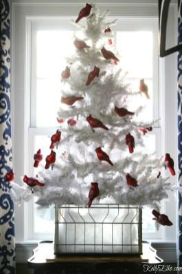 Elegant decorating ideas for white christmas 23