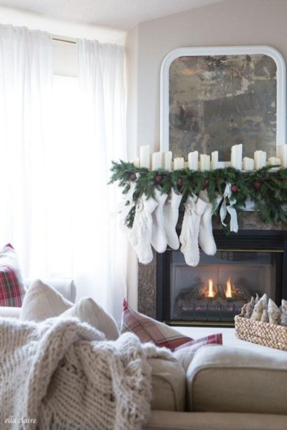 Elegant decorating ideas for white christmas 37