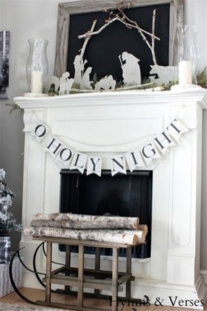 Elegant decorating ideas for white christmas 41