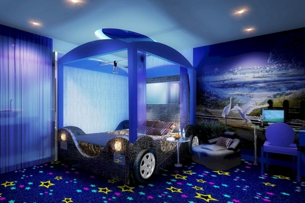 Fun and easy way to decorate your playroom (28)