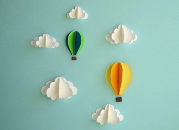 Fun and easy way to decorate your playroom (30)