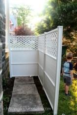 Hide your outdoor eyeshore project 21