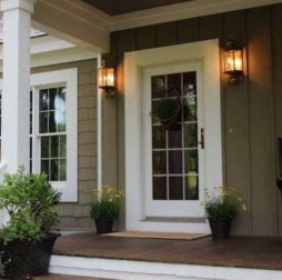 Ideas to decorate your entryway to replace porch 02