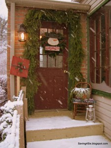 Ideas to decorate your entryway to replace porch 11