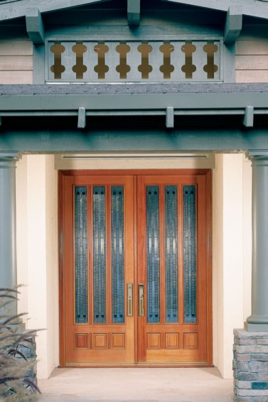 Ideas to decorate your entryway to replace porch 22