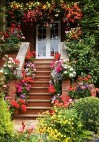 Ideas to decorate your entryway to replace porch 35