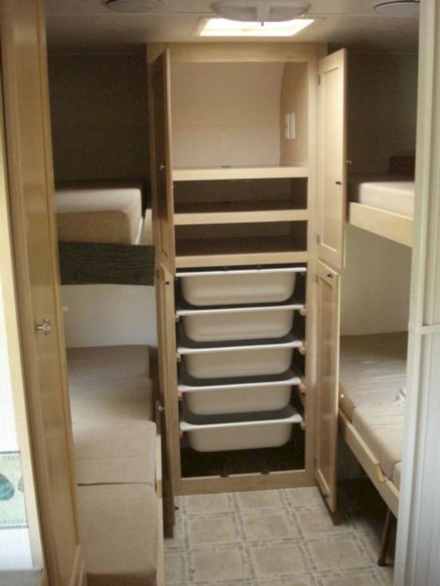 Ikea storage in rv