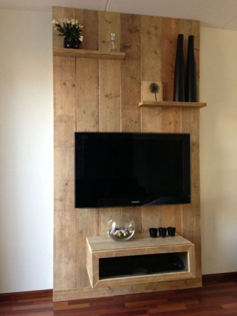 Interior inspiration living room for tv stand in apartement
