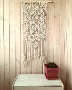 Make your own string art that look artsy for your space 13