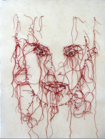Make your own string art that look artsy for your space 38