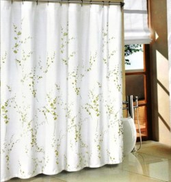 On a budget make your own curtain 20