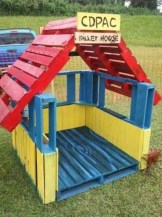 Pallet projects and ideas for kids 03