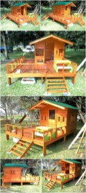 Pallet projects and ideas for kids 04