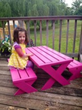 Pallet projects and ideas for kids 14