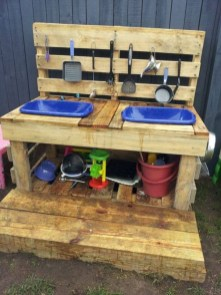 Pallet projects and ideas for kids 23