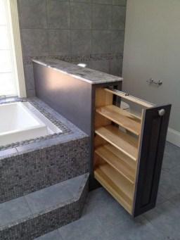 Simple and easy diy storage ideas for amazing bathroom 12