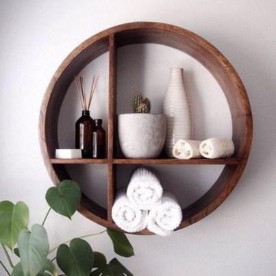 Simple and easy diy storage ideas for amazing bathroom 32