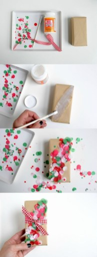 Unique gift wrap ideas for christmas 06