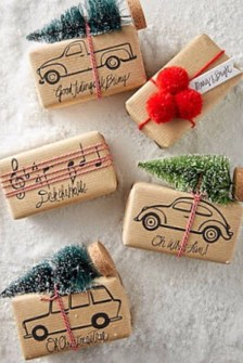 Unique gift wrap ideas for christmas 20