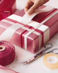 Unique gift wrap ideas for christmas 33