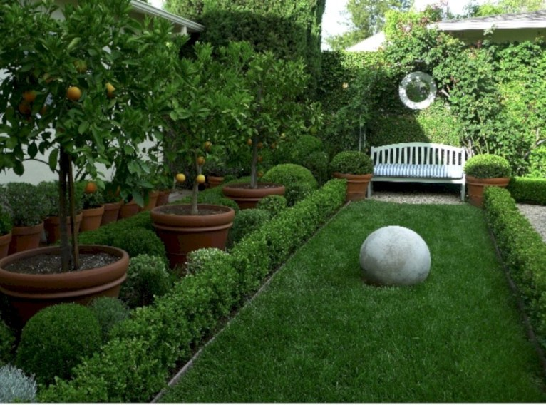 Cute yard ornament for your own outdoor space 36