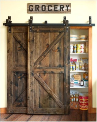 Diy ideas to add rustic farmhouse feel to your kitchen 12