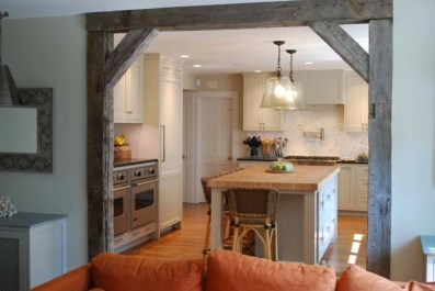 Diy ideas to add rustic farmhouse feel to your kitchen 15